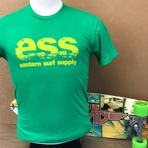 🍀 Eastern Surf Supply T Shirt ☘️ Boutique